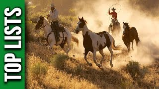 10 Things You Never Knew About The Wild West