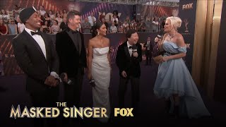 The Masked Singer At The Emmys | Season 2 | THE MASKED SINGER