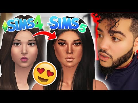 HUGE TOWNIE MAKEOVER! UGLY TO BEAUTY - The Sims 4 #440 | Sonny Daniel