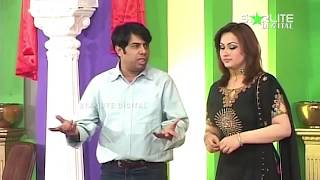 Nargis, Gulnar and Naseem Vicky New Pakistani Stage Drama Full Comedy Clip