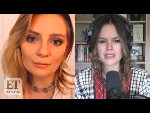 Download Rachel Bilson 'Confused' By Mischa Barton's 'The O.C.' Allegations