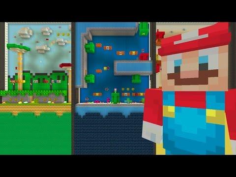 Minecraft Wii U - Murder Mystery - Super Mario Run - I'M THE MURDERER!