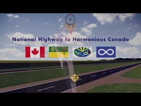 National Highway To Harmonious Canada