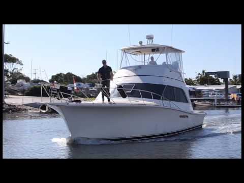 Reel Purdy   Ocean 48' Super Sport   Hervey Bay