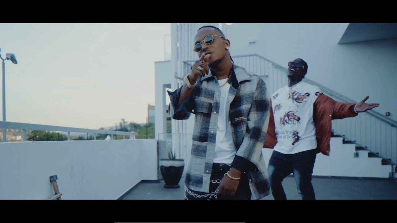 Download Bruce Melodie - Ikinyafu ft. Kenny Sol (Official Video)