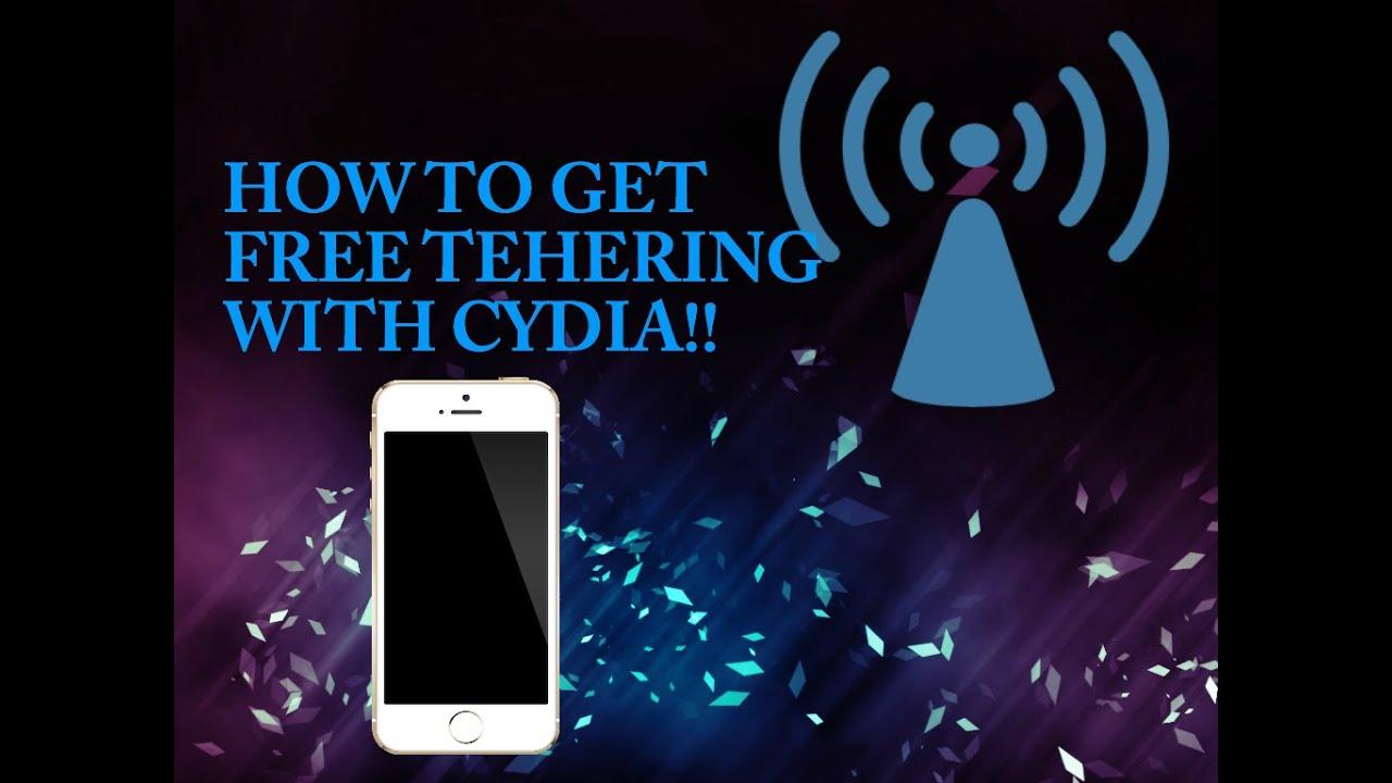 Wifi hotspot iphone cydia