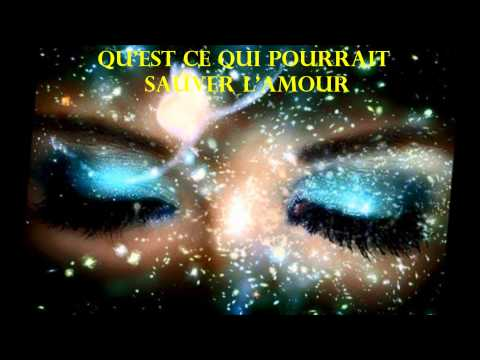 Daniel Balavoine - Sauver l'amour (Lyrics)