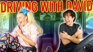 DRIVING WITH DAVID DOBRIK!!! Video