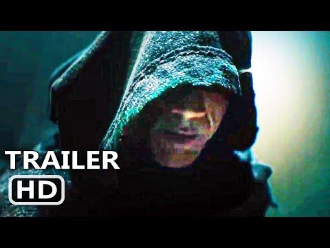 BLACK ADAM Trailer (2022)