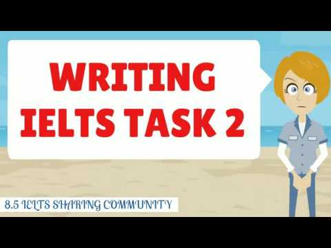 10 Best Tips and Vocabulary For IELTS ACADEMIC WRITING Task 2- IELTS Academic Writing