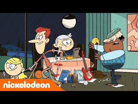 A casa dei Loud | Piena attenzione | Nickelodeon Italia