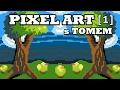 Pixel Art s Tomem [1] - Strom