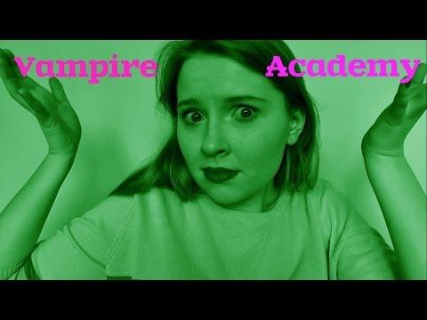 Стоит ли смотреть фильм Академия Вампиров?! Моё мнение