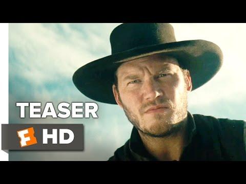 The Magnificent Seven Official Teaser Trailer #1 (2016) - Chris Pratt Movie HD
