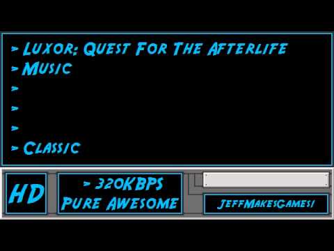 Luxor: Quest For The Afterlife Music - Classic