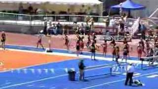 2008 Idaho State Track and Field 3A Girl's 4x400