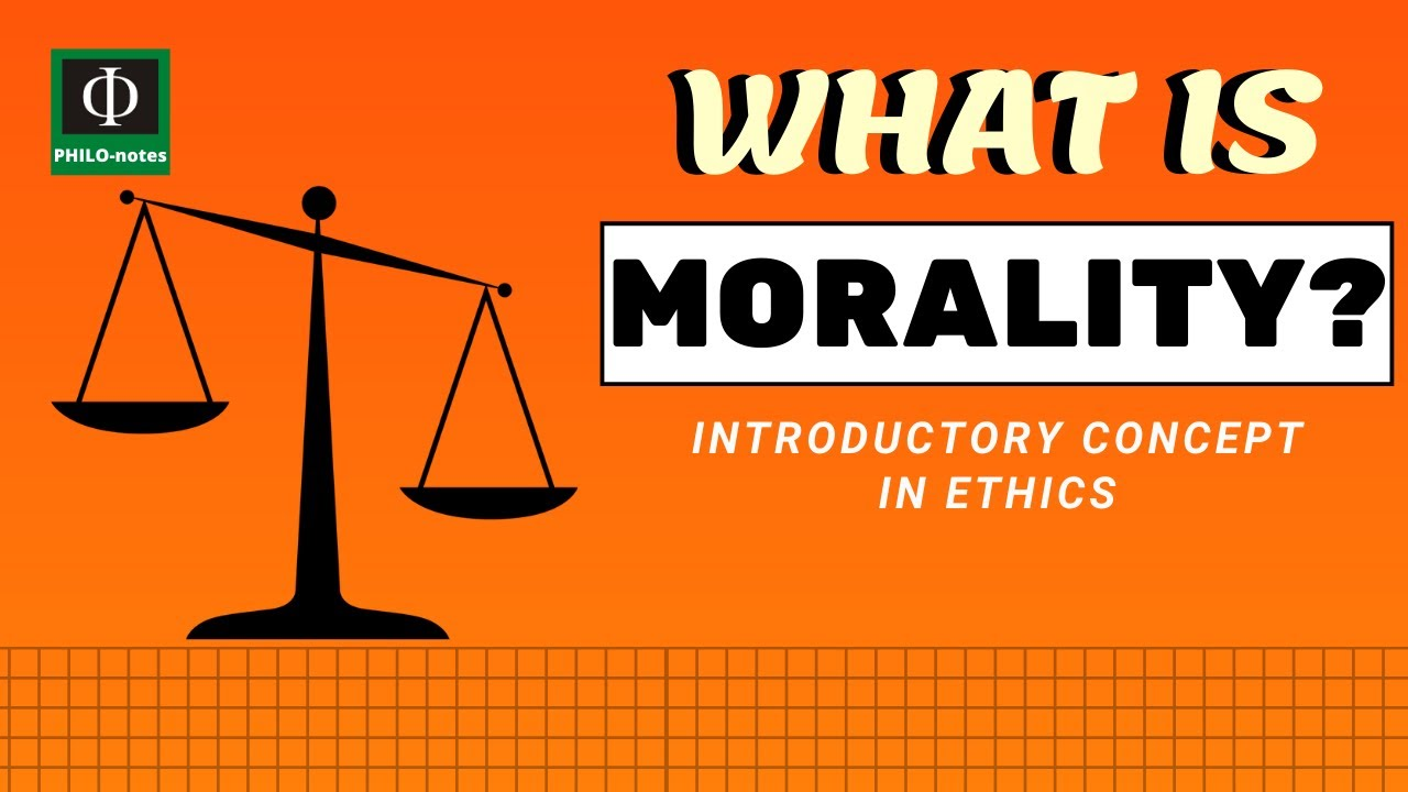 Download What Is Morality? (See link below for more video lectures on Ethics)