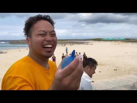 社員旅行2019沖縄 ビーチ まとめ 2019.10.27