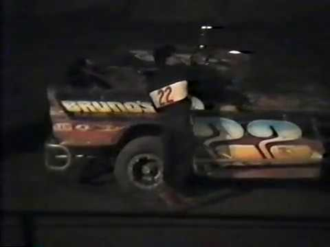 Albany-Saratoga Speedway - July 13, 1990 - Video 3 of 3