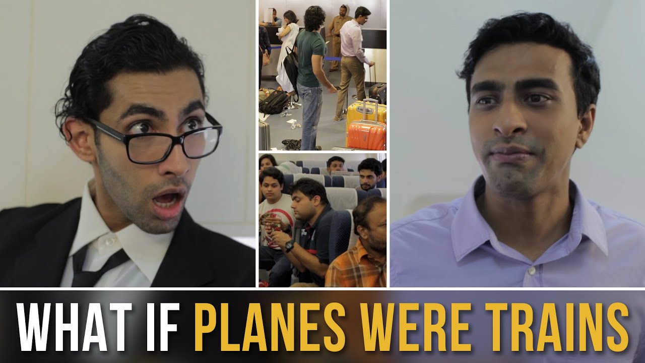 What If | Planes Were Trains |  Season 2 Ep 1