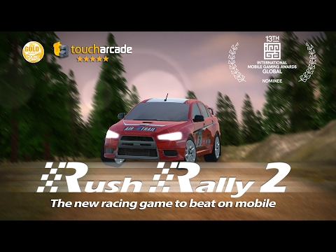 Rush Rally 2 App Preview | iOS | AppleTV | Android