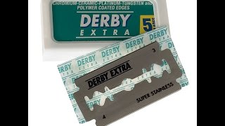 Are You Man Or Woman Enough To Take The Derby Razor Blade Challenge