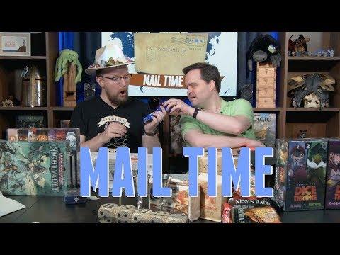 Mail Time — The Saga