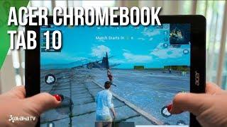 Acer Chromebook Tab 10, primeras impresiones thumbnail