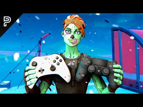 i play on 90 ping btw fortnite ghoul trooper - youtube
