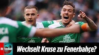 Max Kruse vor Türkei-Wechsel - Die besten Tore von Werders Kapitän 2018/19
