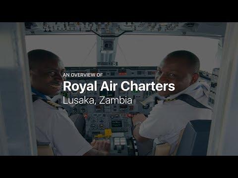 Royal Air Charters — Air charters in Lusaka, Zambia
