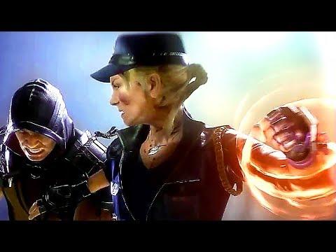 MORTAL KOMBAT 11 Fatalities Trailer (2019) PS4 / Xbox One