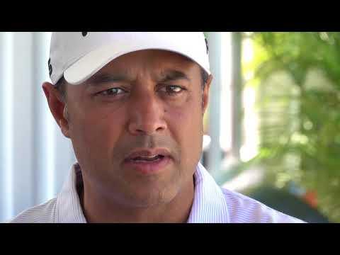 2018 EurAsia Cup - Arjun on his captaincy for #TeamAsia