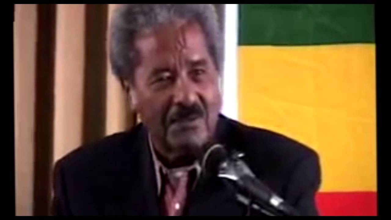 """""""The death throes"""" in the life of professor Mesfin."""