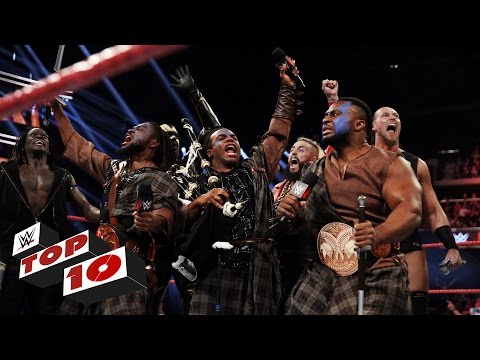 Top 10 Raw moments: WWE Top 10, Nov. 7, 2016