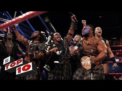 Top 10 Raw moments: WWE Top 10, Nov. 7, 2016