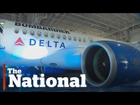 Bombardier secures Delta order for up to 125 new CSeries jets
