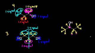 chemical equivalence   spectroscopy   organic chemistry   khan academy