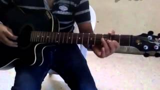 Sanson Ki Jarurat Hai Jaise On Guitar by Ashish Arya