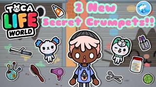 Toca Life World 2 New Secret Crumpets