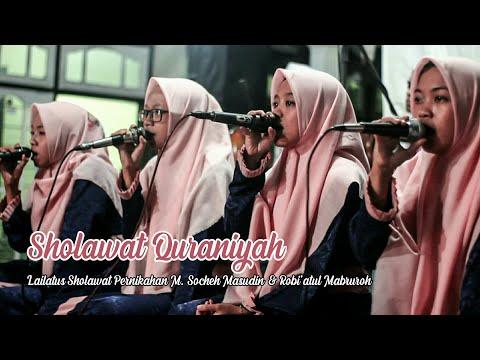 Al Kautsar - Sholawat Quraniyah | Lailatus Sholawat Pernikahan Socheh Masudin & Robi'atul Mabruroh