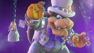 Super Mario Odyssey - Final Boss & End Credits
