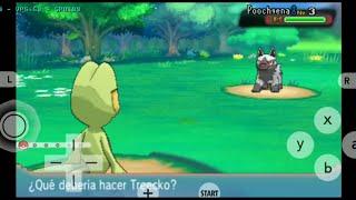Pokémon Omega Ruby ANDROID FULL SPEED (New Citra 3DS Emulator)