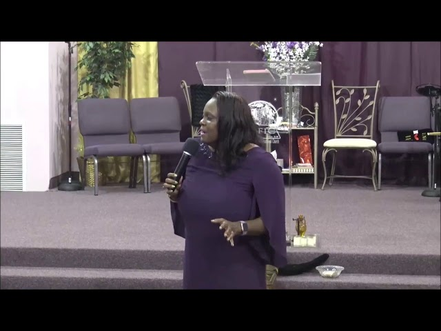 Share in a Prophet's Reward | Prophetess Adrinne Blackstock