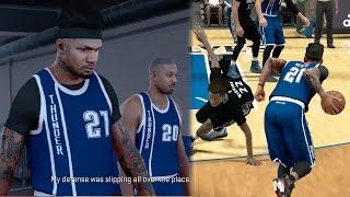 NBA 2k17 MyCAREER - Overtime Thriller! Last Shot Heartbreak! OK3 Combined For Over 100 Points Ep 144