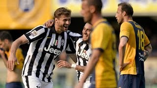 Video Gol Pertandingan Hellas Verona vs Juventus