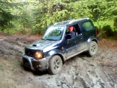Jimny 4x4 dans la boue jb43 doovi for 4x4 dans la boue
