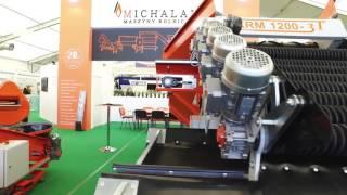 Firma Michalak na targach AGROTECH 2016 w Kielcach