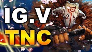 TNC vs iG.V - Galaxy Battles Elimination DOTA 2