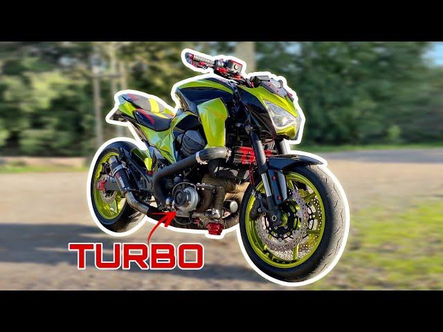 Z800 TURBO 🇫🇷
